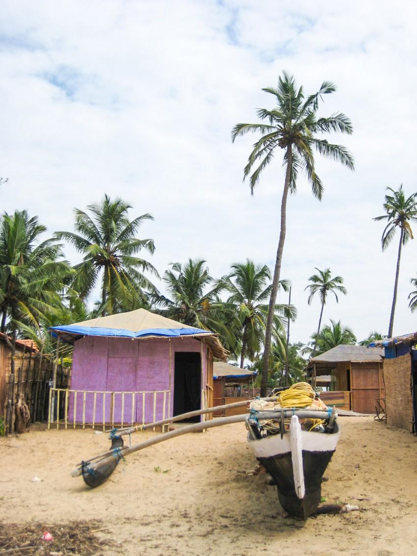 Goa Indien Patnem Palolem-3414