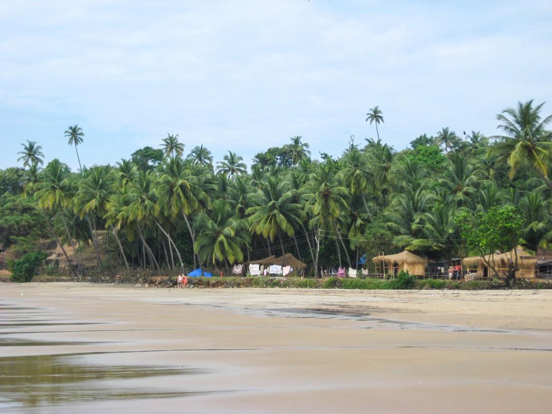 Goa Indien Patnem Palolem-3416