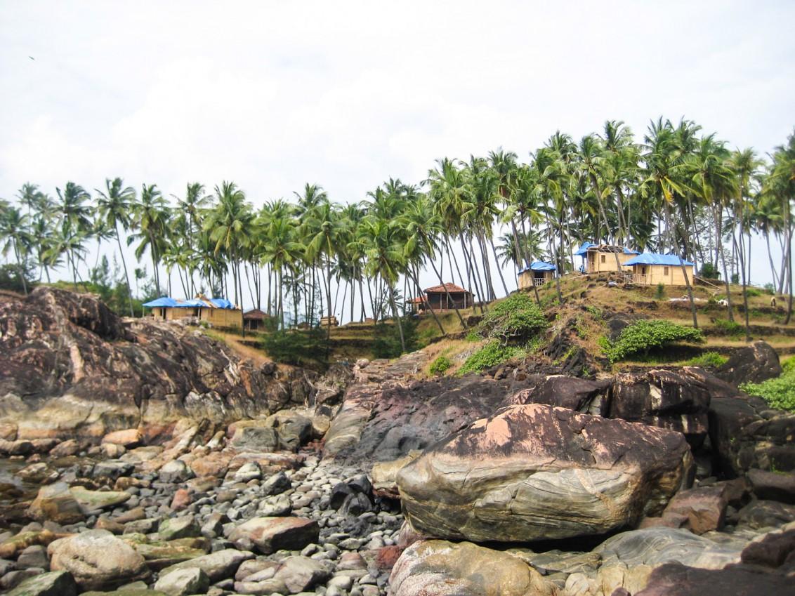 Goa Indien Patnem Palolem-3440