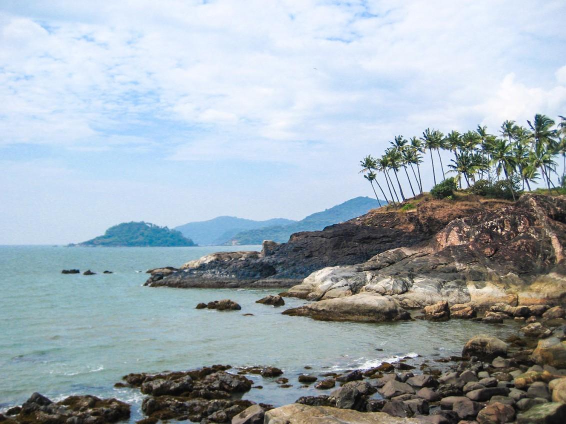 Goa Indien Patnem Palolem-3442