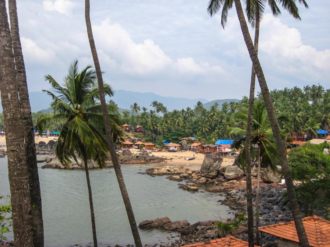 Goa Indien Patnem Palolem-3446