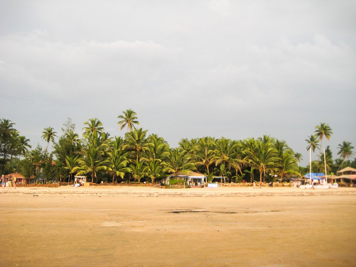 Goa Indien Patnem Palolem-3464