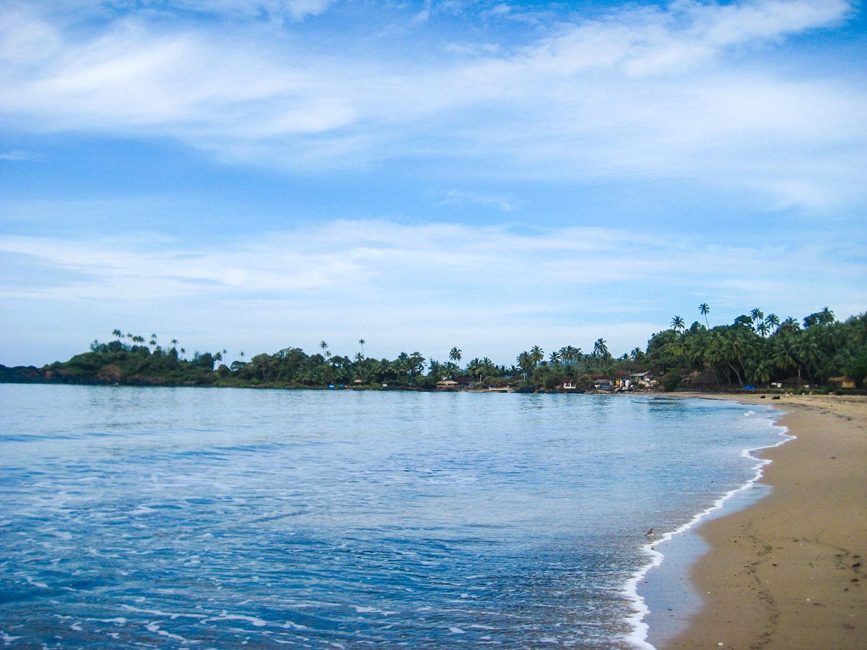 Goa Indien Patnem Palolem-3481
