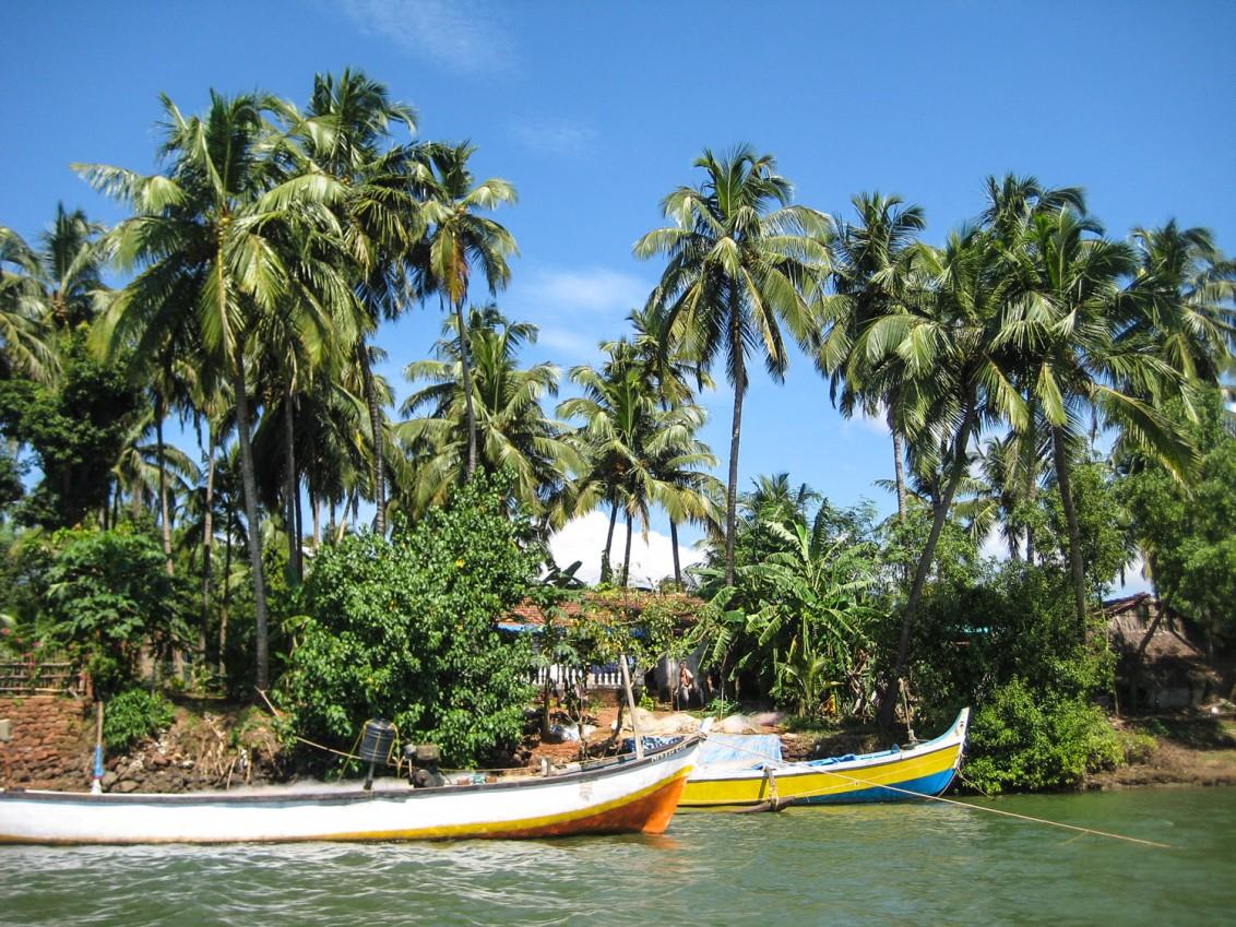 Goa Indien Patnem Palolem-3500