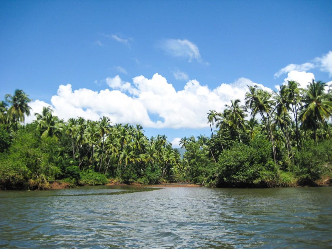 Goa Indien Patnem Palolem-3522
