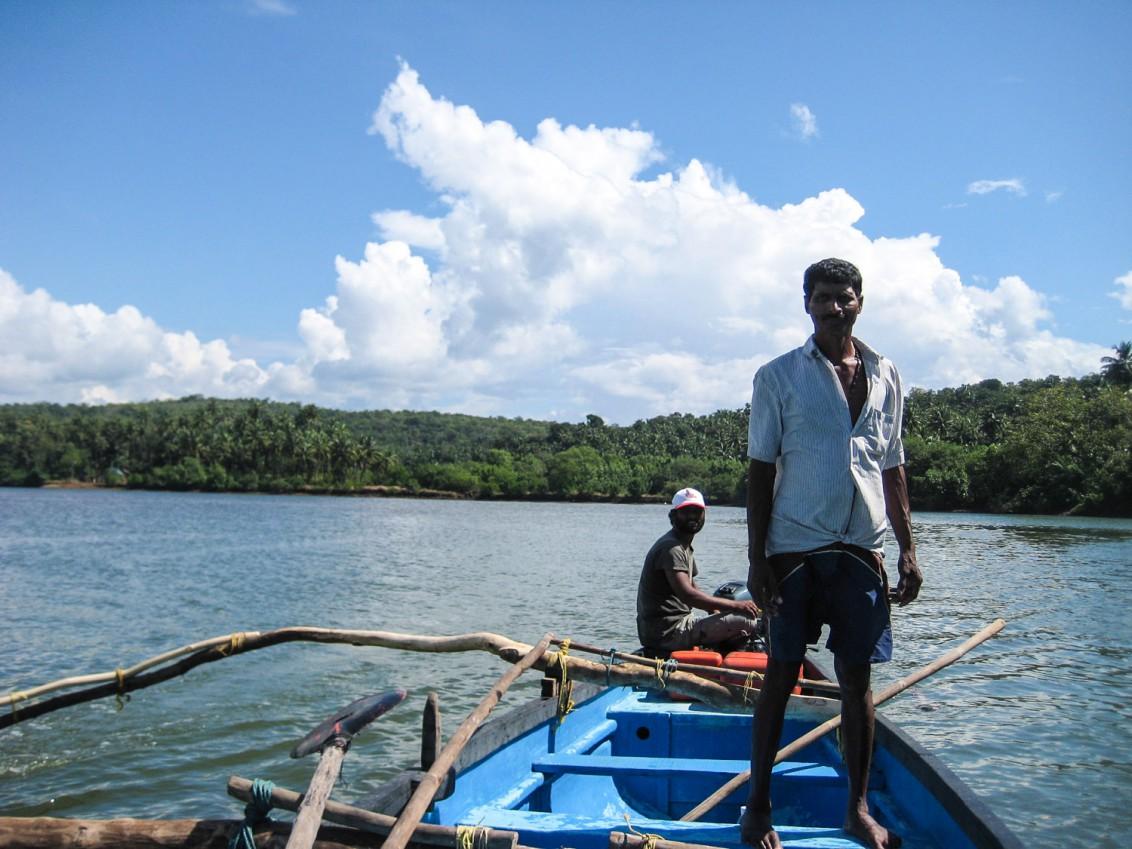 Goa Indien Patnem Palolem-3551