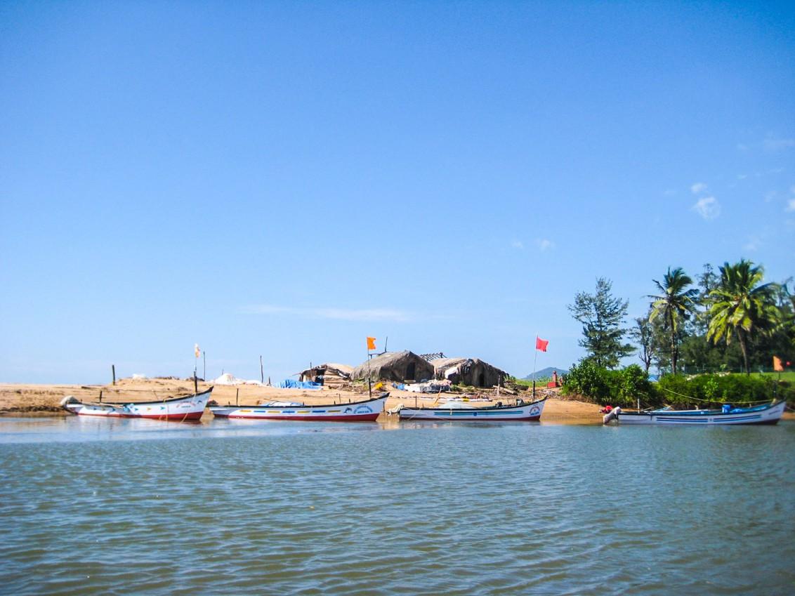 Goa Indien Patnem Palolem-3565