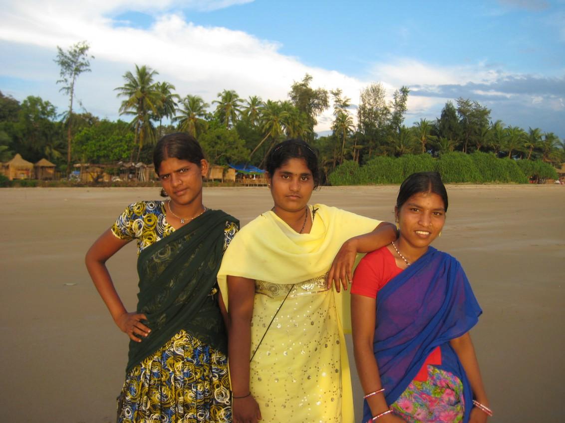 Goa Indien Patnem Palolem-3627