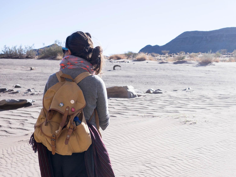Rucksack zum Wandern