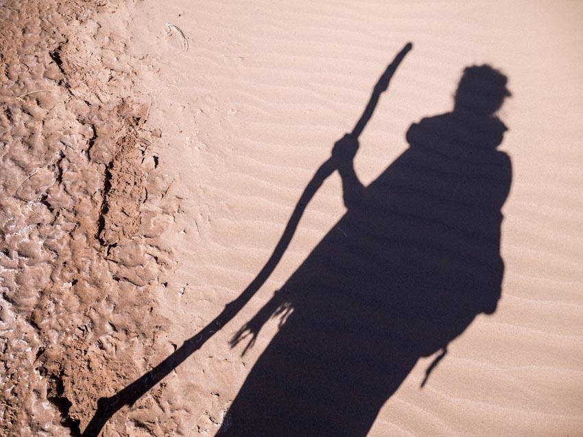 Wandern Fish River Canyon Namibia