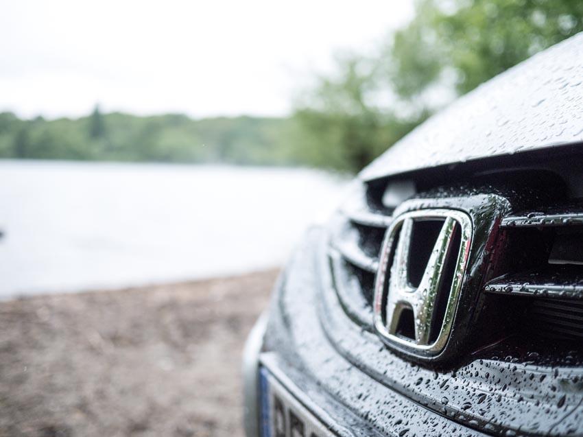 Honda Civic Tourer Groessezeigen