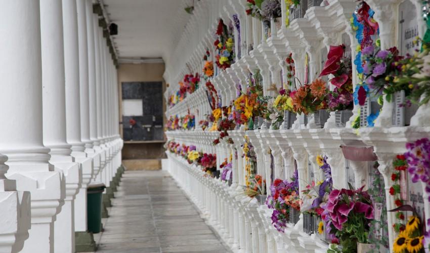 Friedhof San Pedro ©Deniz Ispaylar