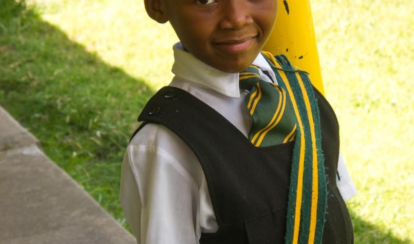 Township Schule in Port Elizabeth
