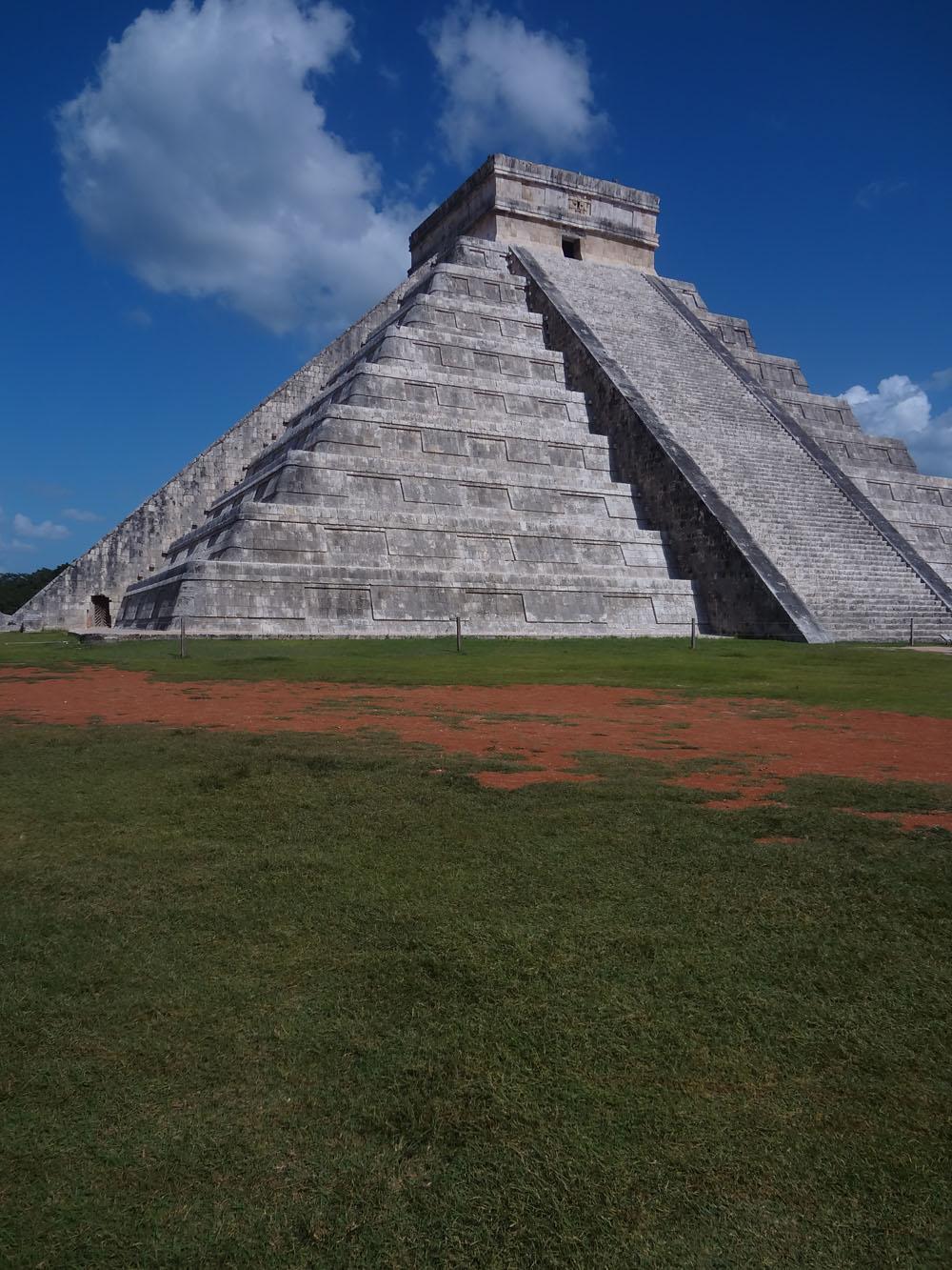 Mexiko Maya Pyramide