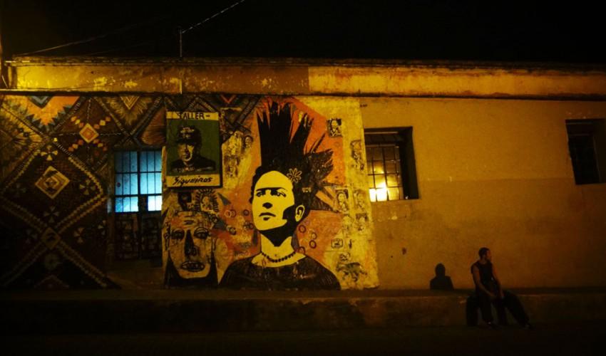 Mexiko Streetart