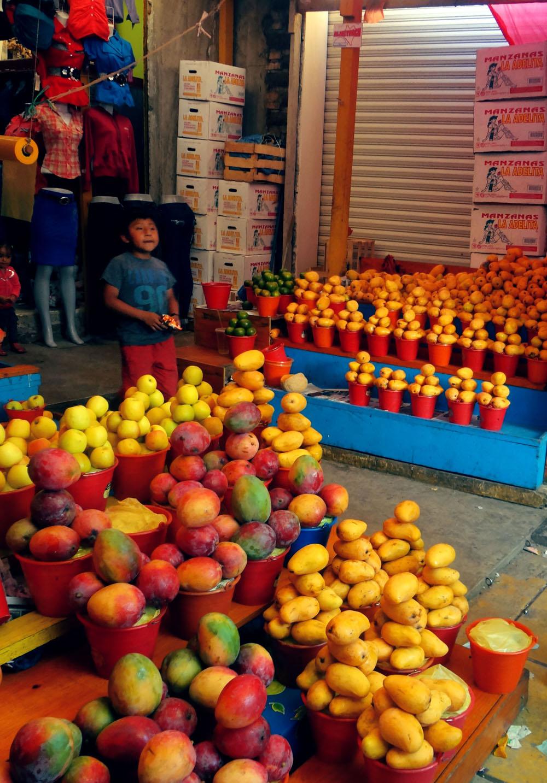 Mexiko Markt