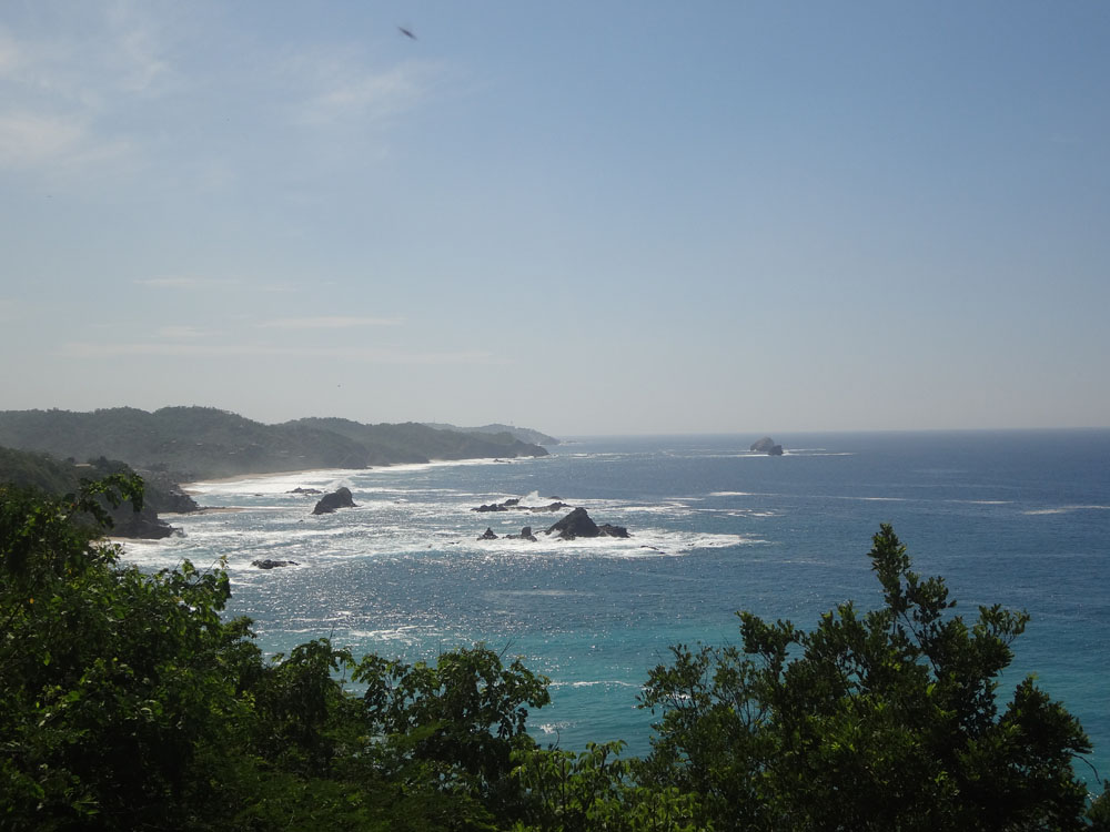 Mexiko Küste