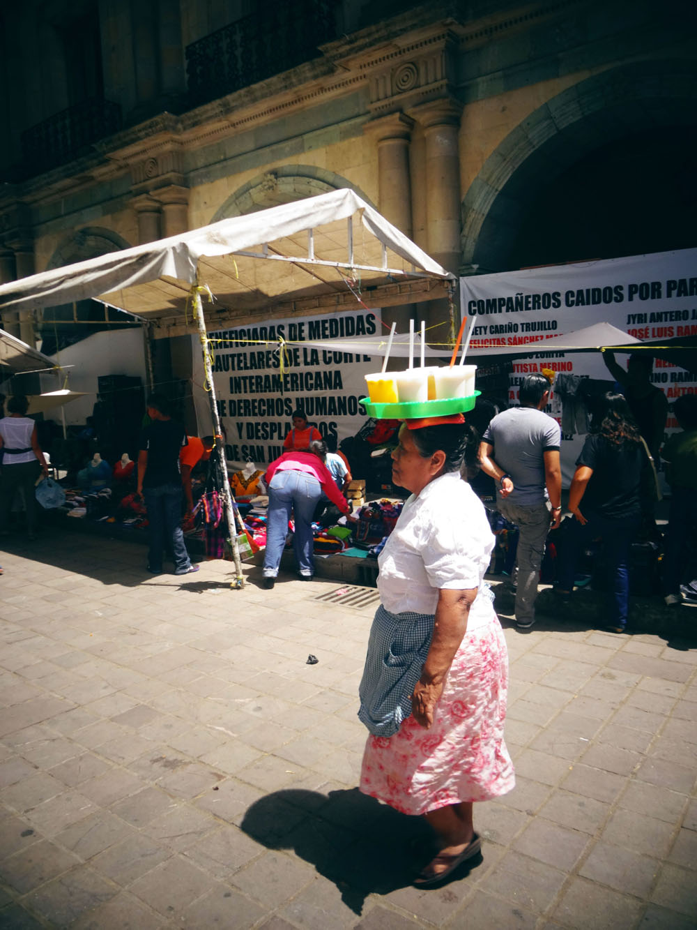 Mexiko Strassenszene