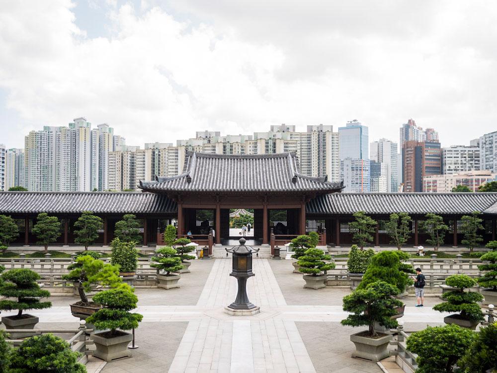 Hong Kong Tempel