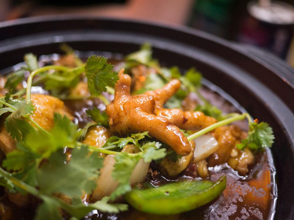 Hong Kong kulinarische Spezialität