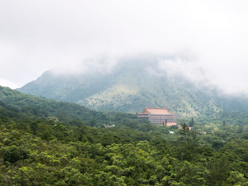 Hong Kong Landschaft