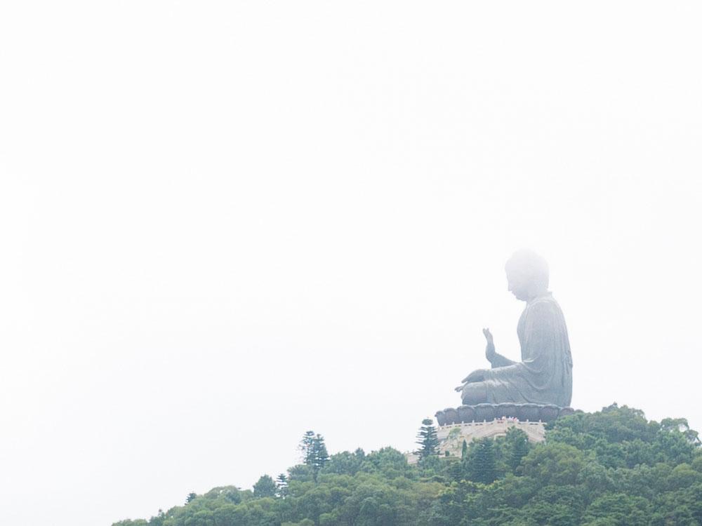 Hong Kong Tian Tan Buddha