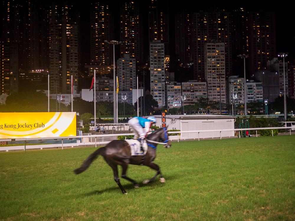 Hong Kong_Happy Valley