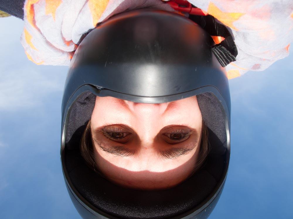 Paragliden me