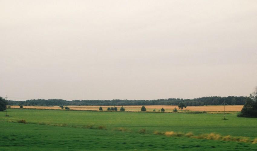 Polen Landschaft