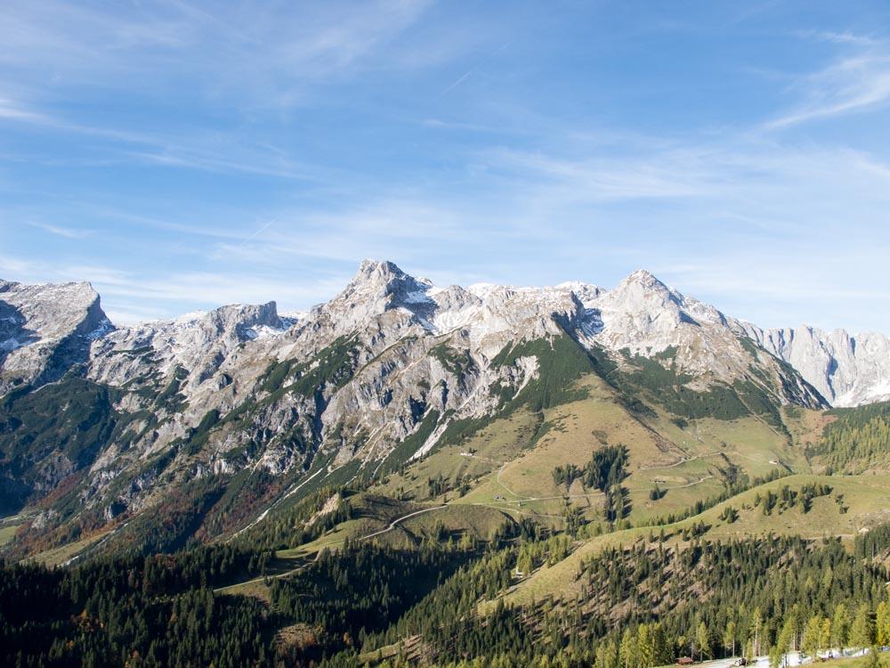 Salzburgerland-Alpen