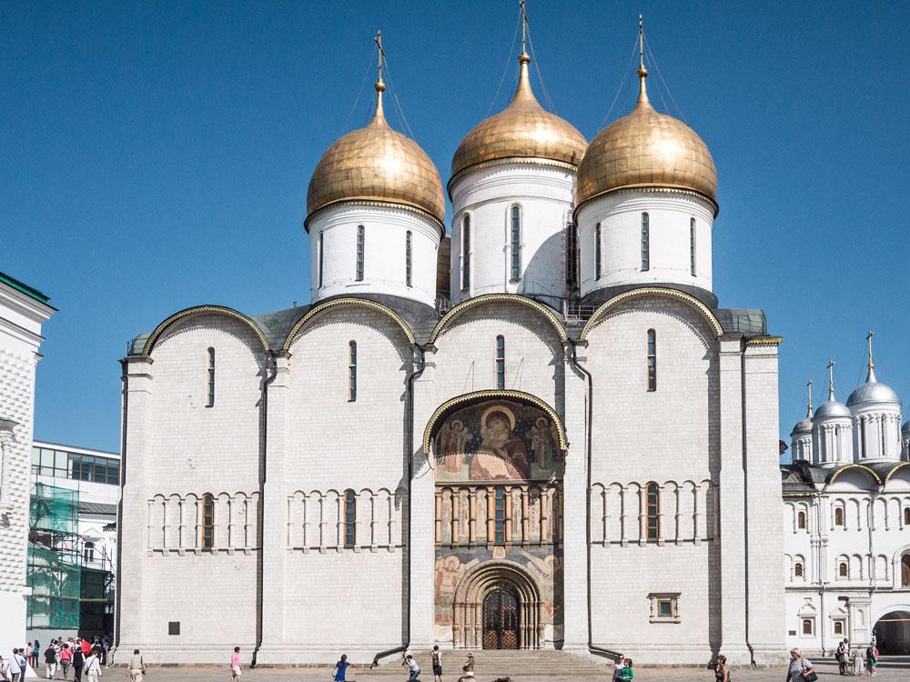 Kirche im Kreml