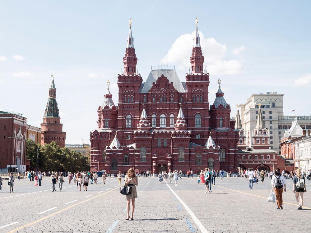 Moskau Architektur