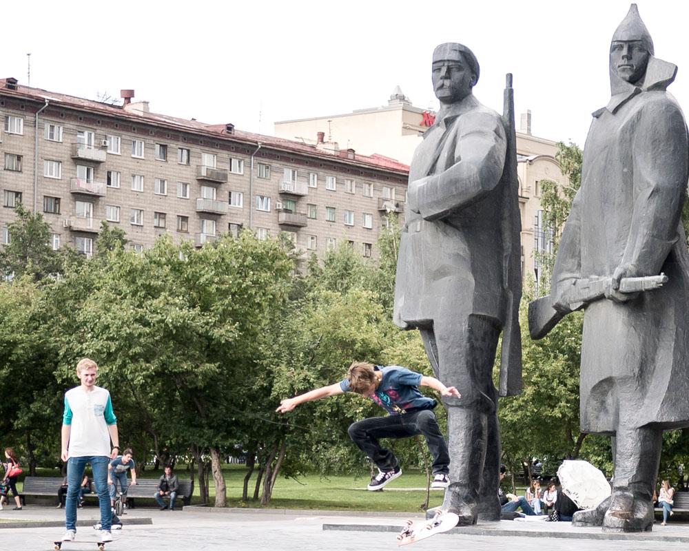 Novosobirsk - Sibirien