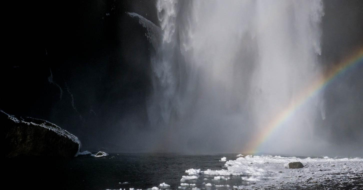 Island - Mir fallen nur kitschige Titel ein   Island   Reiseblog