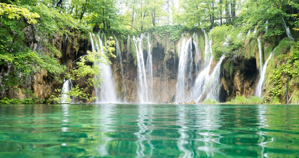 Kroatien_Plitvicer_Seen