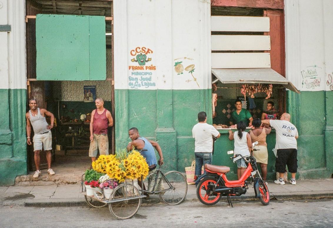 Habana Vieja, Havana.
