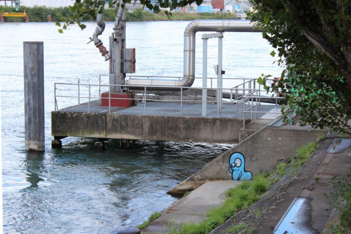 8. Baseler Hafen-R(h)einwasserkontrolle