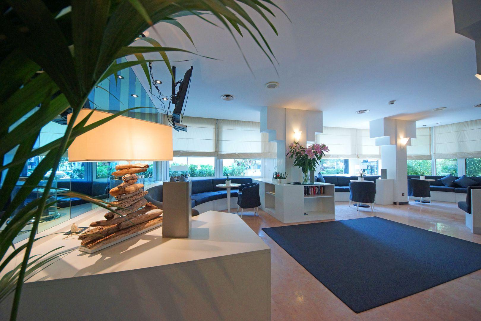 Das vier sterne hotel europa in jesolo f r den perfekten for Designhotel am strand