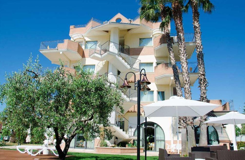 Hotel Almaluna An Der Adria Italien Reiseblog